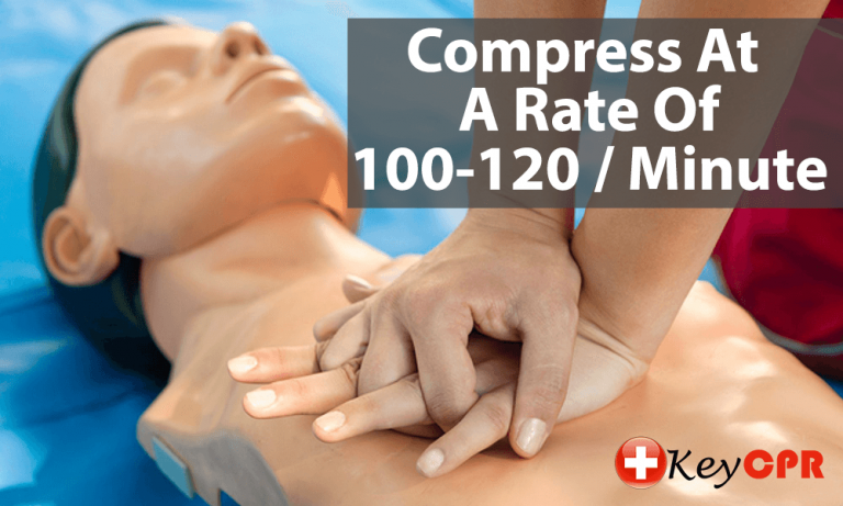 CPR Chest Compression Rate