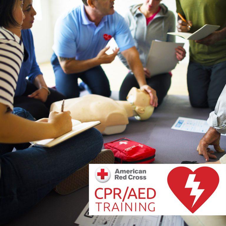 Orange County CPR Classes