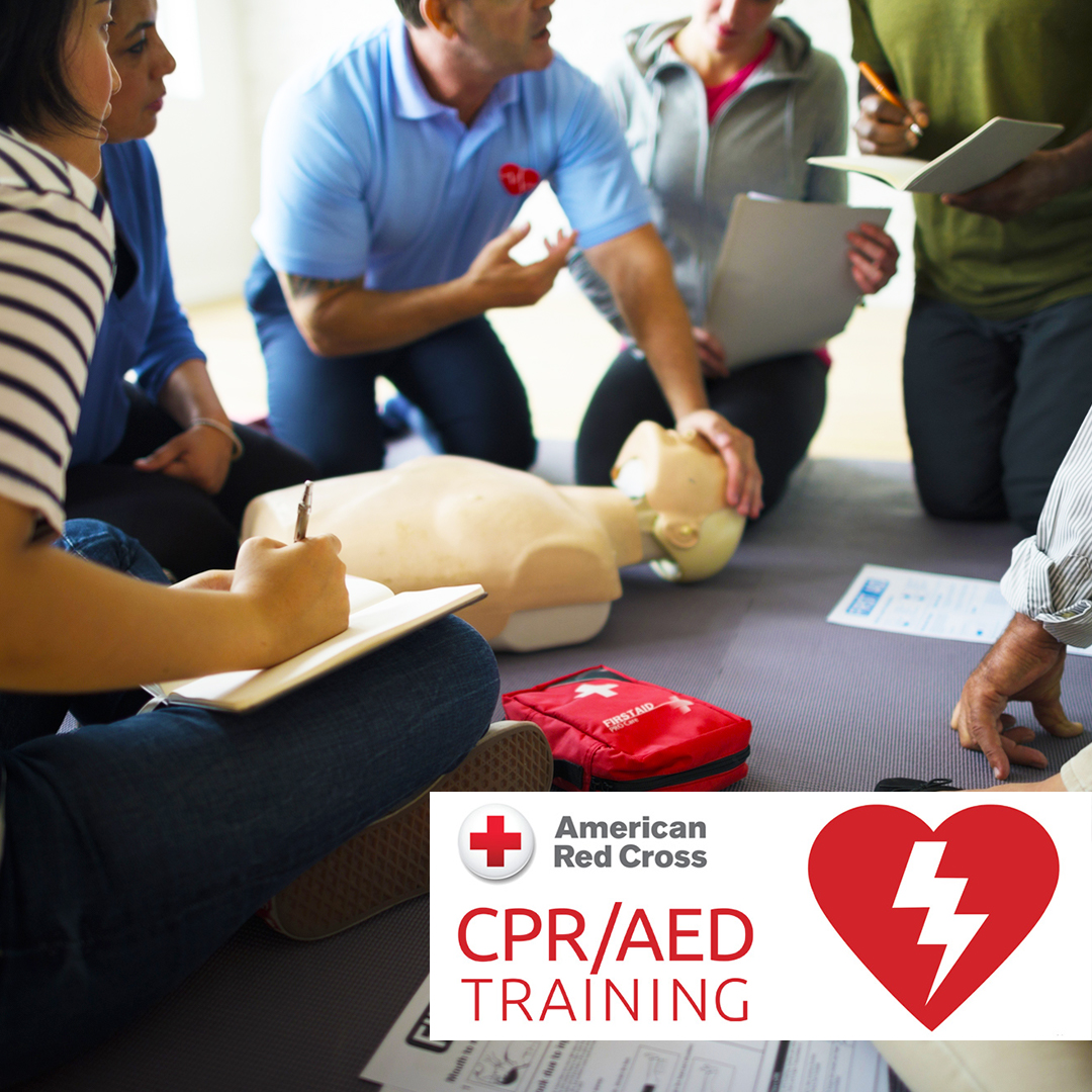 American Red Cross CPR Classes