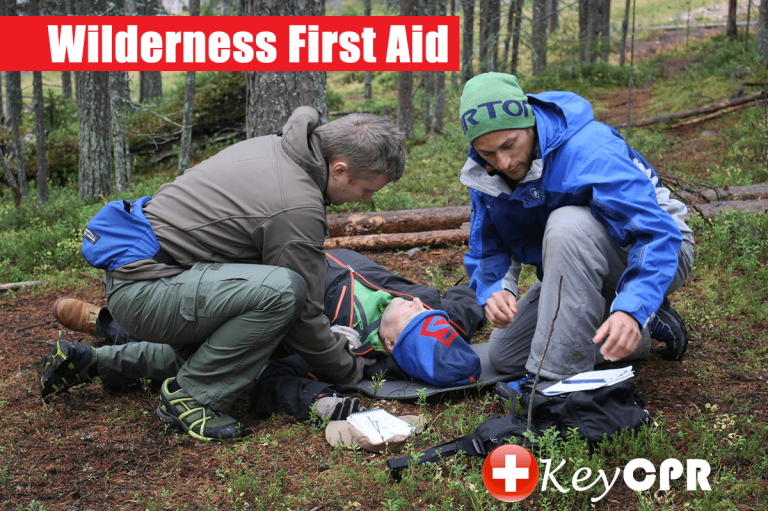 Wilderness First Aid WFA Certfication