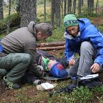 Wilderness first aid Injuries
