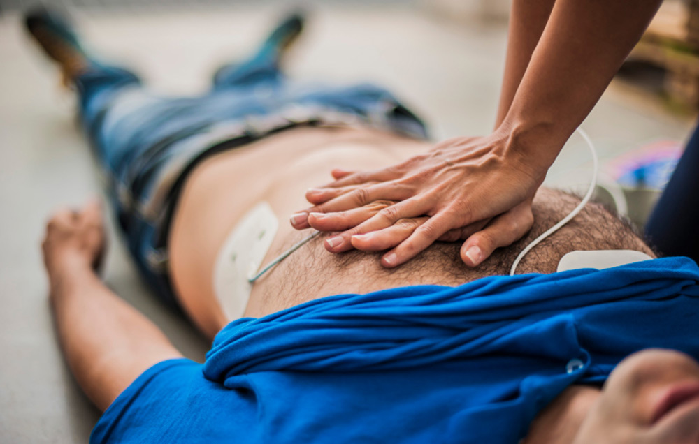 American Red Cross Adult CPR AED Online Class