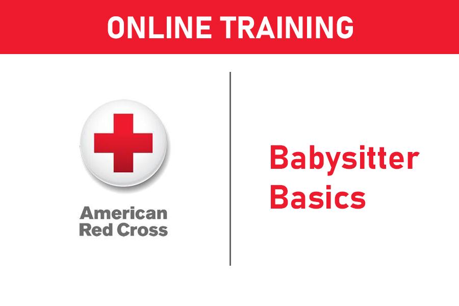 American Red Cross Babysitter Basics Online Training