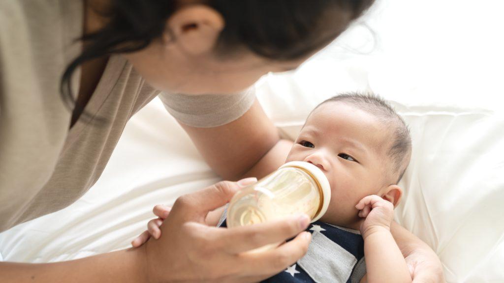 American Red Cross babysitting feeding children online class