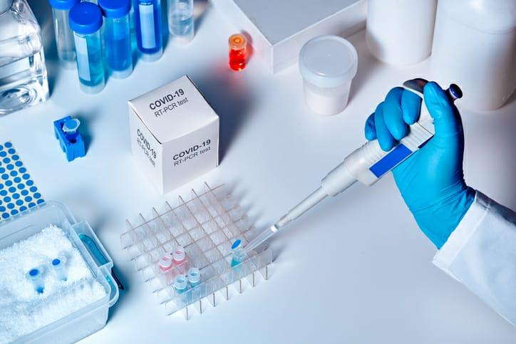 COVID-19 PCR Lab Testing Southern California
