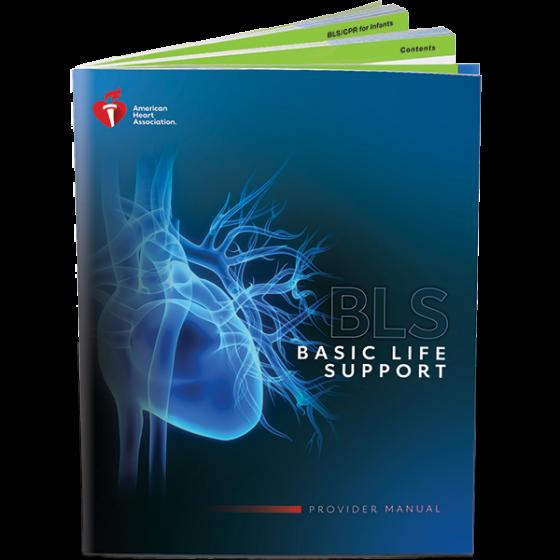 American Heart Association Basic Life Support (BLS) Certification Class
